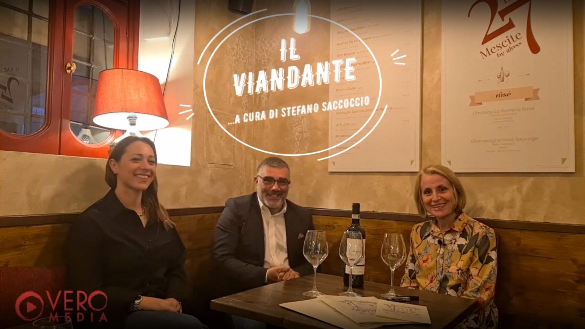 Il Bacaro Roma con Veronica Laurenza e Saula Giusto - Vero ...